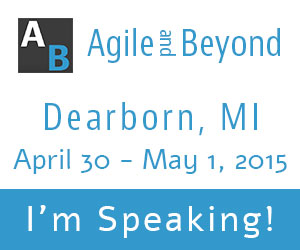Jake Calabrese Speaking at Agile & Beyond in Detroit, MI